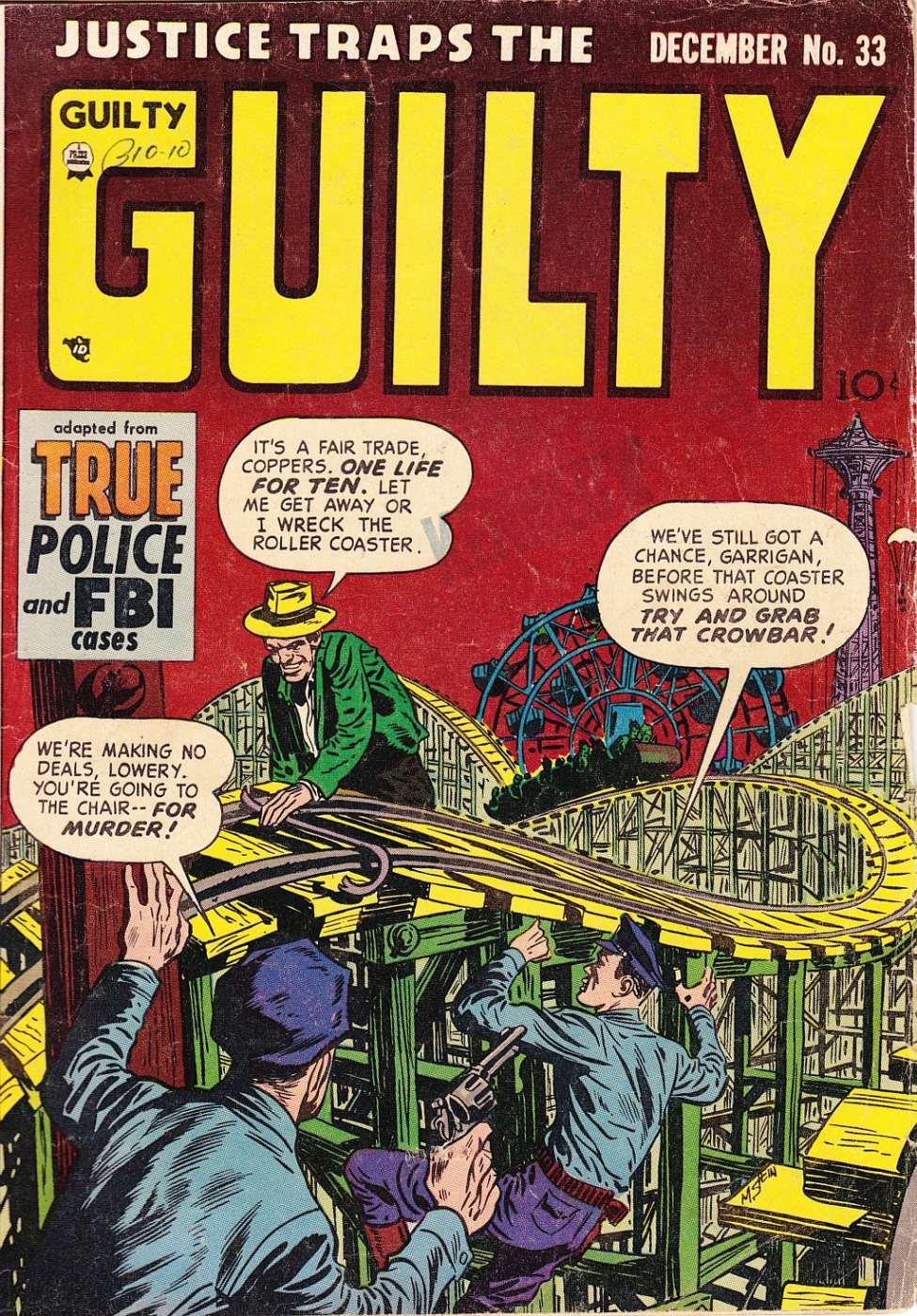 Comic Book Cover For Justice Traps the Guilty v5 3 (33)