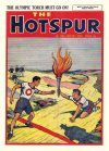 Cover For The Hotspur 618