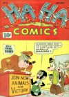 Cover For Ha Ha Comics 4