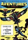 Cover For Aventures de Demain 14 Chasse à l'homme dans l'espace