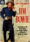 Cover For 0993 The Adventures of Jim Bowie